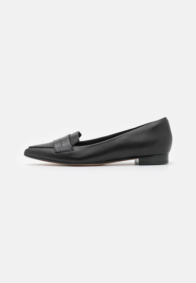LAINA LOAFER - Slipper - black