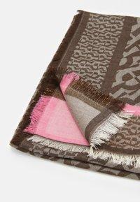 Aigner - Šátek - jawa brown - 1