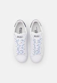 Polo Ralph Lauren - UNISEX - Trainers - white/newport navy - 3