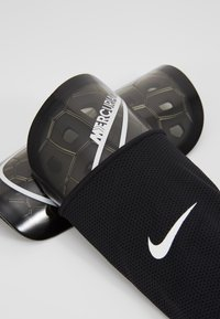 Nike Performance - MERCURIAL LITE UNISEX - Parastinchi - black/white - 4