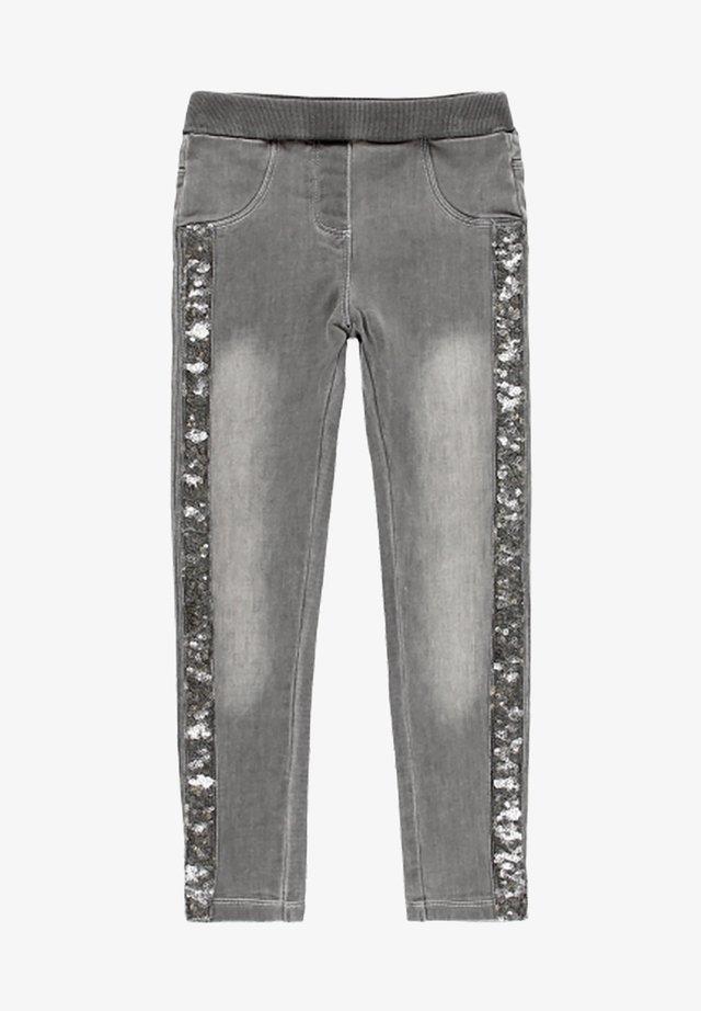 HOSE DENIM GESTRICKT ELASTISCH FÜR MÄDCHEN - Relaxed fit jeans - gret