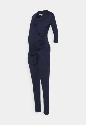 TRISHA  - Jumpsuit - navy blue