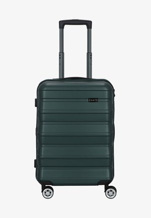 PILE  - Wheeled suitcase - emerald