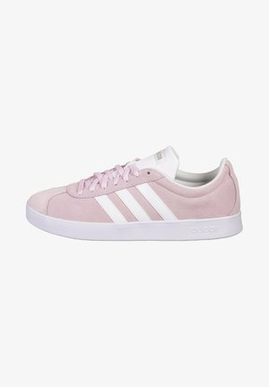 Baskets basses - clear pink