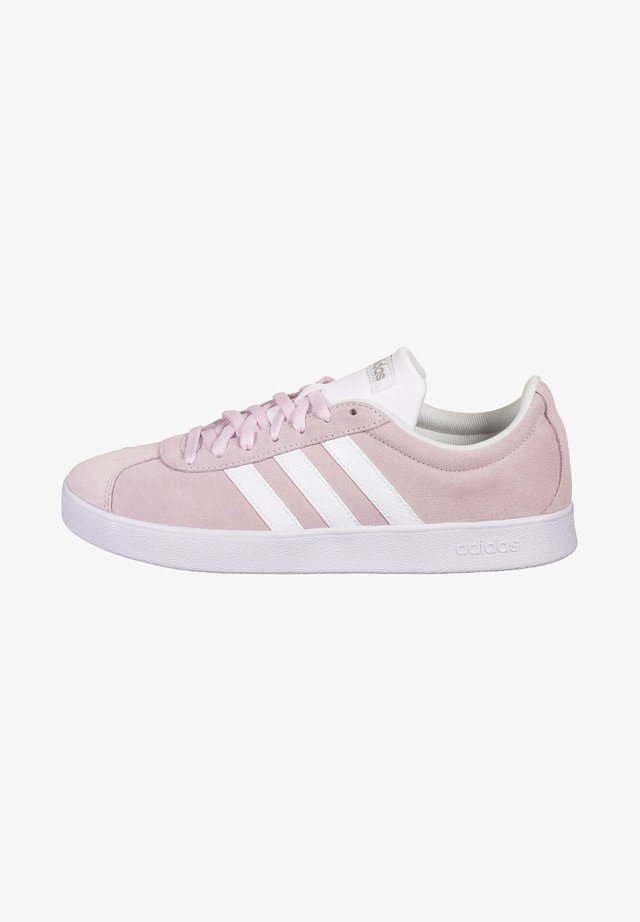 Sneakers laag - clear pink