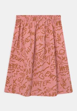BETTINA - A-lijn rok - light pink