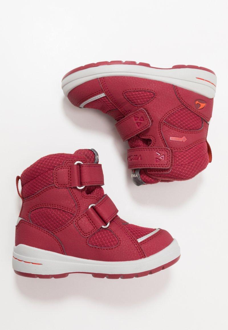 Viking - SPRO GTX UNISEX - Winter boots - dark red/red