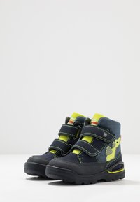 Pepino - BIXI - Baby shoes - nautic/nebel