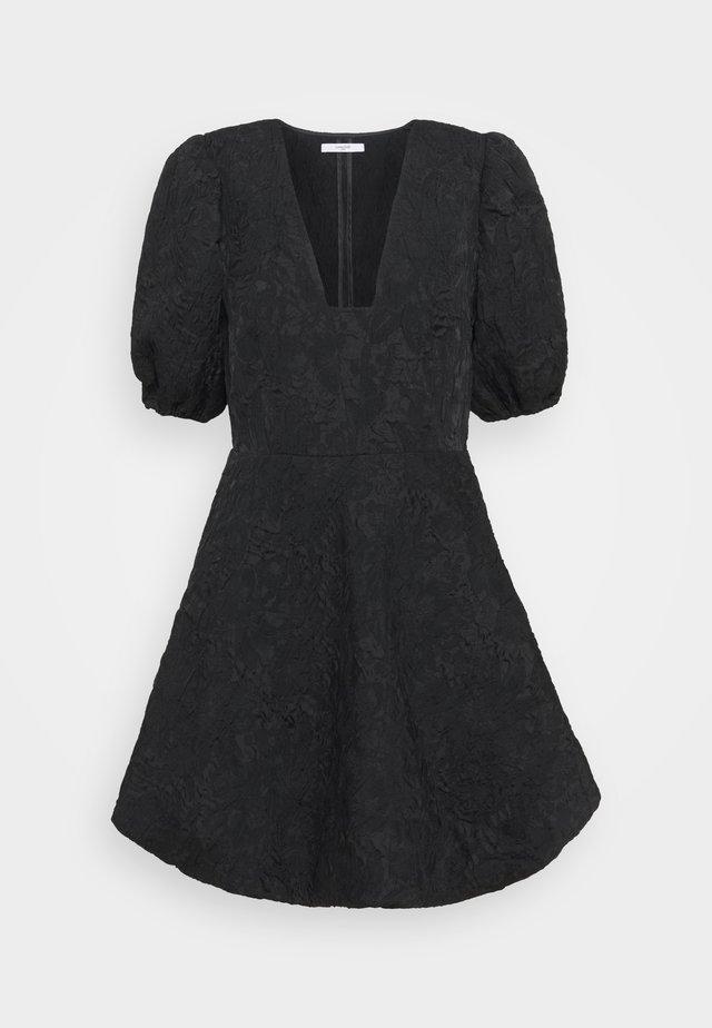 BELLA - Denní šaty - black