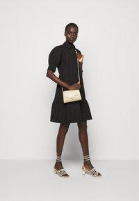 Bruuns Bazaar - FREYIE ALISE SHIRTDRESS - Shirt dress - black - 1