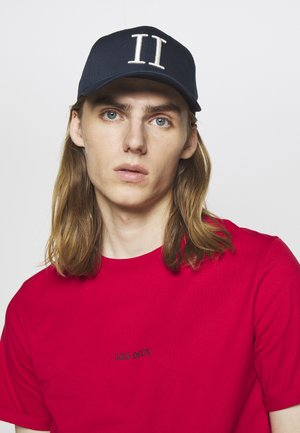 BASEBALL CAP - Caps - dark navy/offwhite