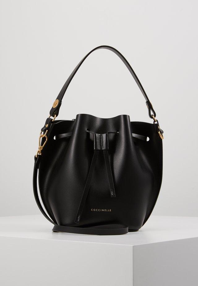 FENICE BUCKET BAG - Handtasche - noir