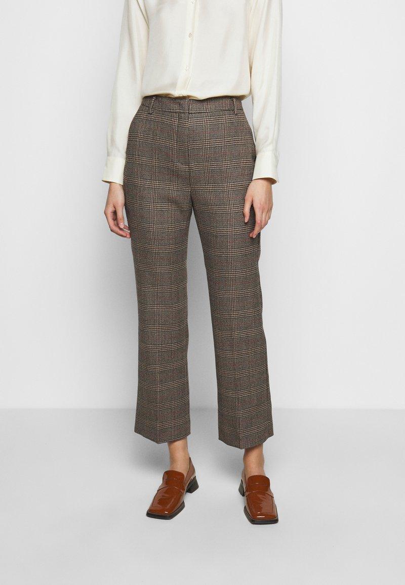 WEEKEND MaxMara - AGGETTO - Trousers - karamell