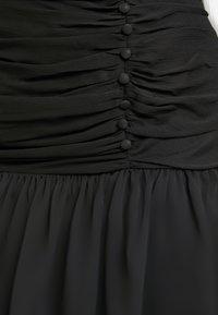 Forever New - OLLIE RUCHED SKIRT - A-line skirt - black - 4