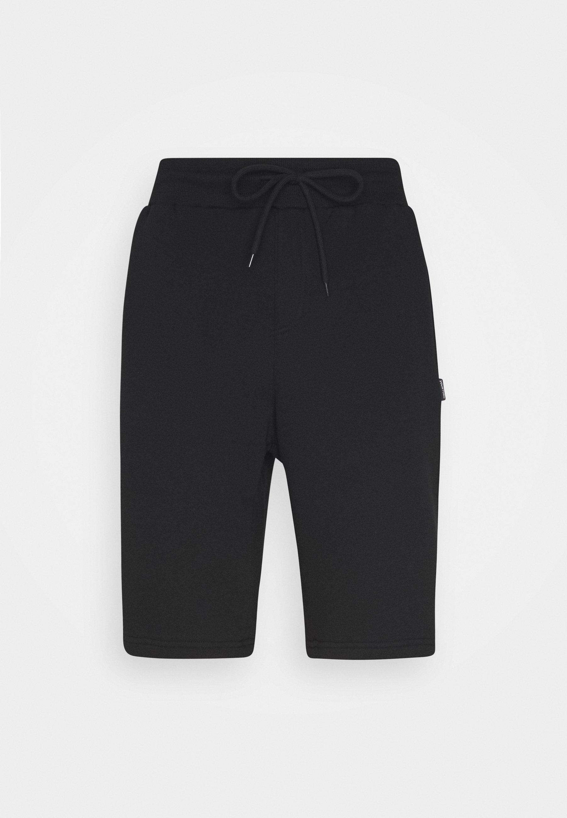 YOURTURN SET - Shorts - black 5cXVI
