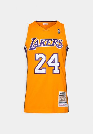 NBA KOBE BRYANT LA LAKERS SWINGMAN - Klubbkläder - light gold