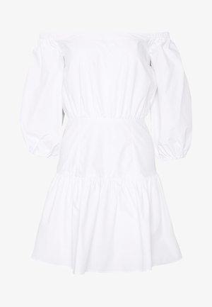 OTTAVIA DRESS - Vapaa-ajan mekko - blanc pur