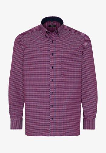 Overhemd - rot/blau