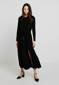 InWear - DRESS - Maxi dress - black - 0