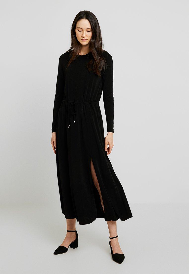 InWear - DRESS - Maxi dress - black
