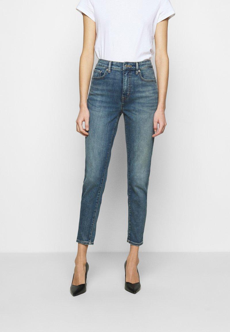 Lauren Ralph Lauren - PANT - Jeans Skinny Fit - sunset indigo was