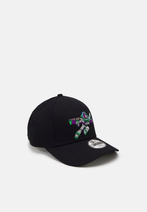 SMALL LOGO FORTY DISNEY BUZZ UNISEX - Kšiltovka - black