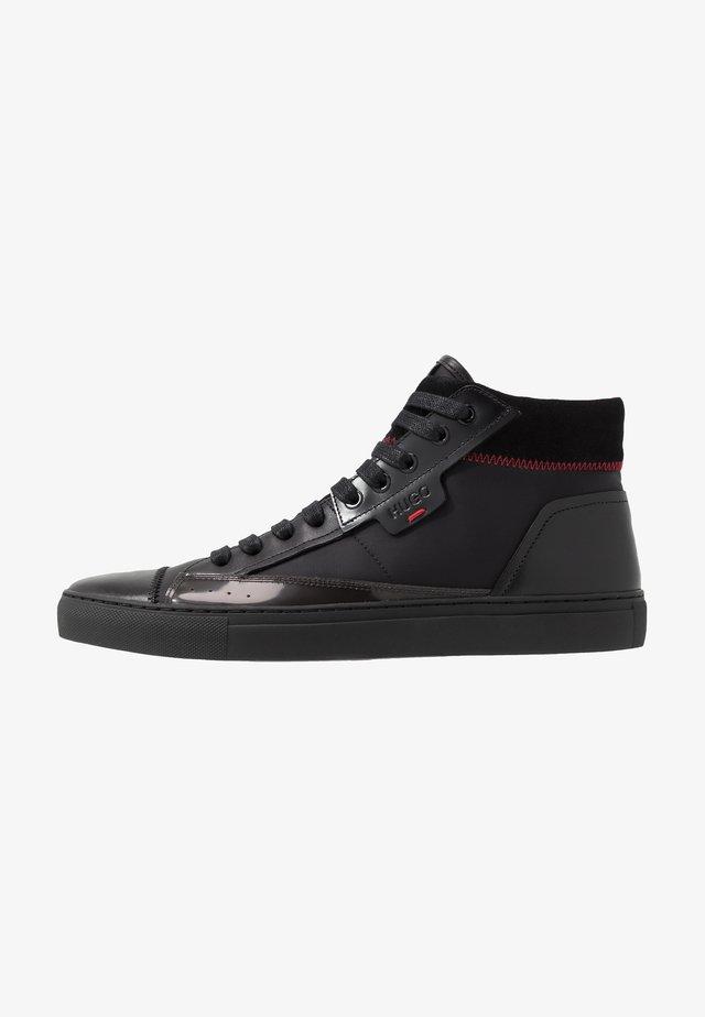 FUTURISM - Sneaker high - black