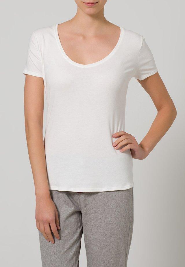 NATURSCHÖNHEIT - Unterhemd/-shirt - white