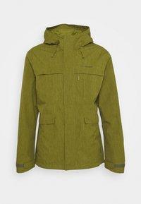 Vaude - ROSEMOOR JACKET - Waterproof jacket - bamboo - 4