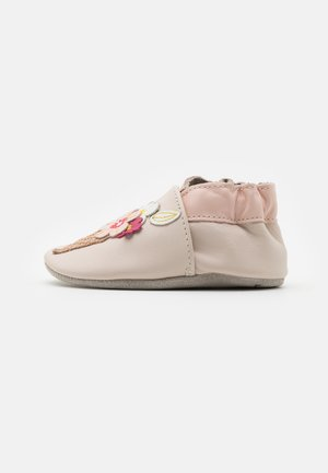 ICE FLOWERS - First shoes - beige