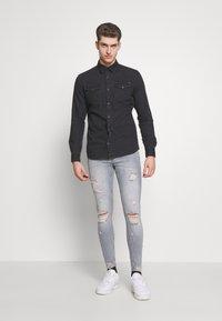 Gym King - Jeans Skinny Fit - light blue denim - 1