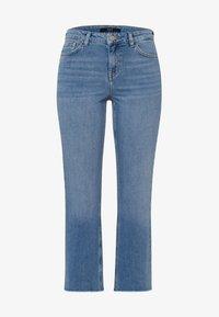 zero - Straight leg jeans - light blue stone wash - 4