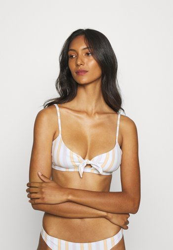 Bikini top - bright white