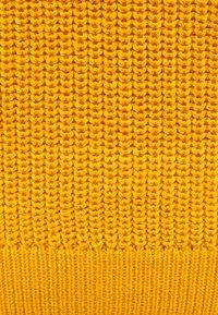 TOM TAILOR DENIM - HALFCARDIGAN - Jumper - indian spice yellow - 2