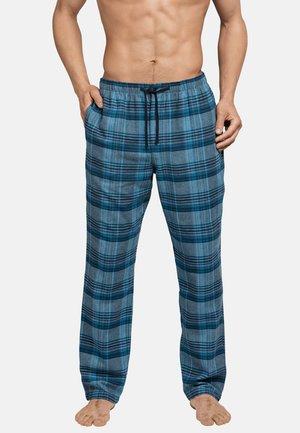 MIX & RELAX - Pyjama bottoms - bordeaux