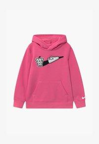 Nike Sportswear - GIRLS CRUSH IT HOOD - Hoodie - pinksicle - 0