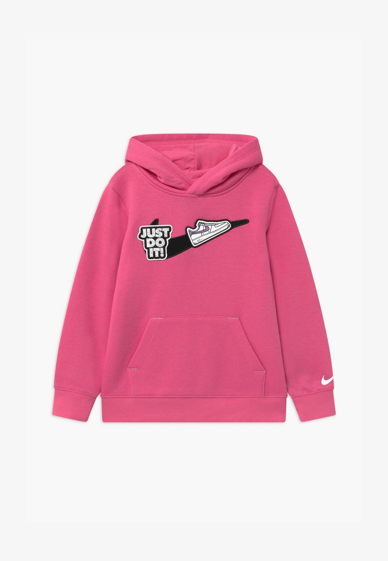 Nike Sportswear - GIRLS CRUSH IT HOOD - Hoodie - pinksicle