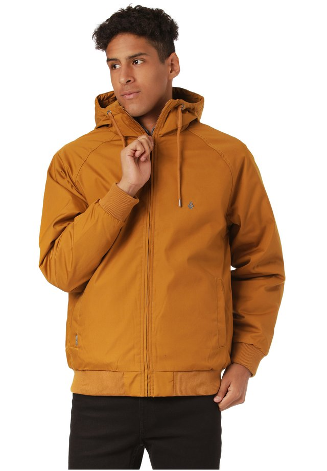 HERNAN - Veste d'hiver - golden brown