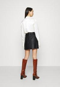 Pepe Jeans - TATI - Mini skirt - black - 2