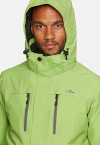 Jeff Green - HARSTAD - Outdoor jacket - kiwi - 2