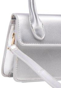myMo - Handbag - silver metallic - 5