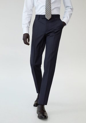 MILANO - Suit trousers - bleu marine foncé