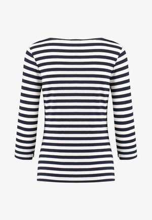 DAMEN SHIRT 3/4-ARM - Long sleeved top - marine