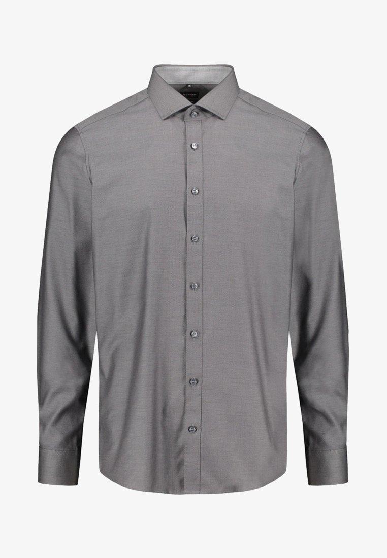 OLYMP Level Five - LANGARM - Shirt - anthrazit