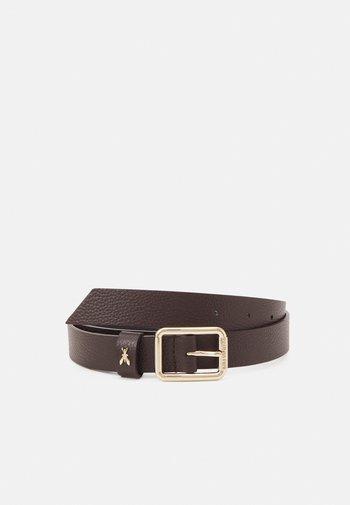 BASIC BELT - Belt - nero/gold