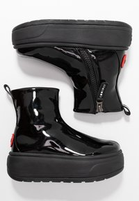 Coolway - RUIAN - Platform ankle boots - black - 3