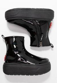 Coolway - RUIAN - Platåstøvletter - black - 3