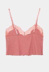 Hunkemöller - x NA-KD CAMI MIA - Pyjama top - dusty pink - 1