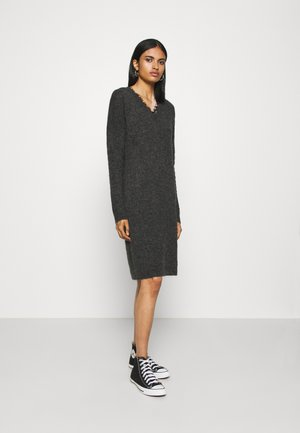 VMIVA - Robe pull - dark grey/black