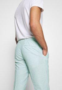 Isaac Dewhirst - PLAIN WEDDING - Oblek - mint - 10